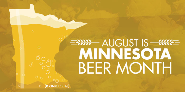 Minnesota Beer Month Kick-Off