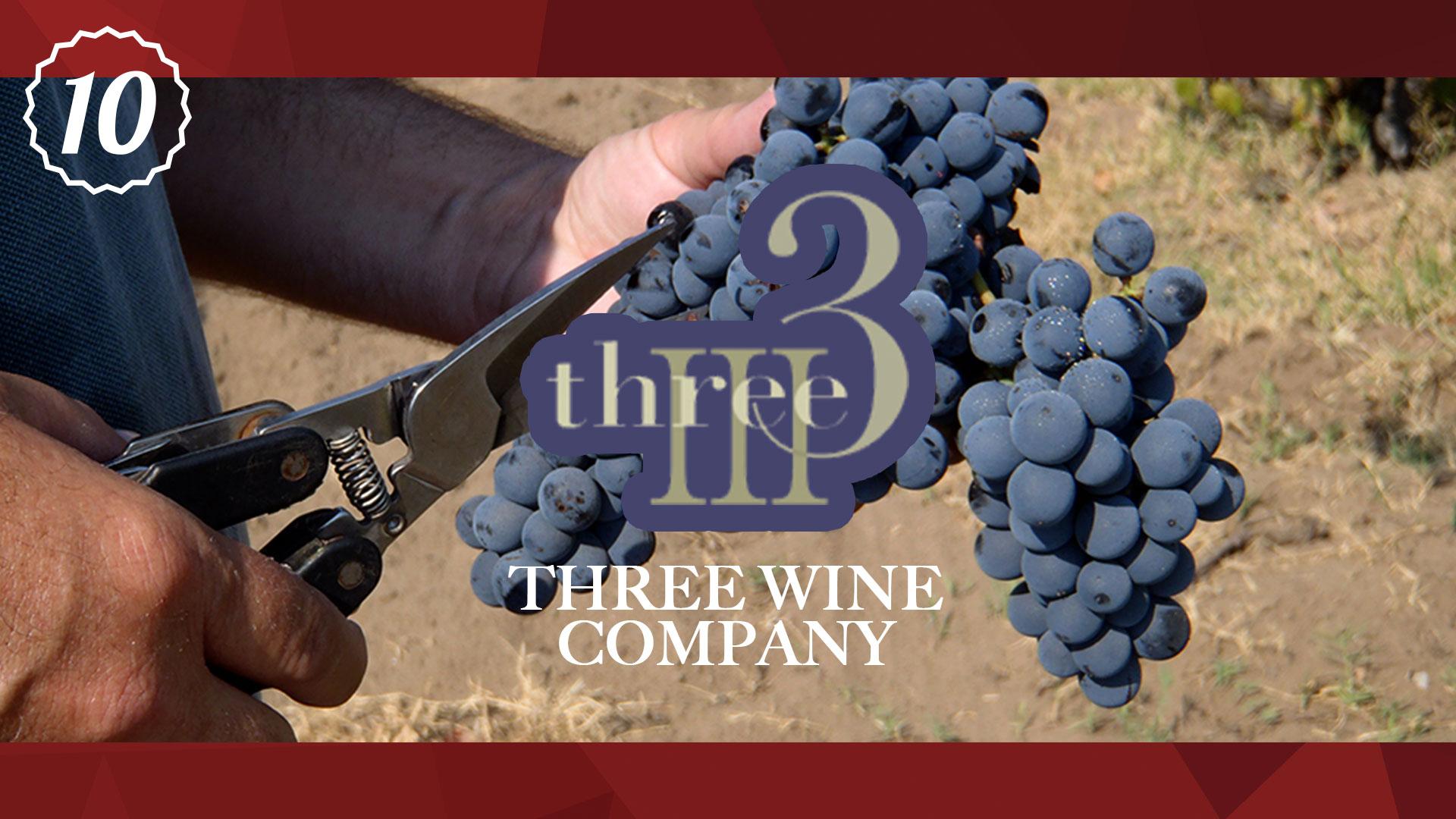 Three Wine