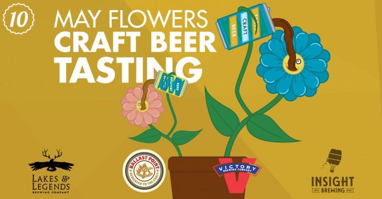 May Flowers Beer