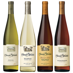 Chateau Ste Michelle All Sweet White Wines 750 ml