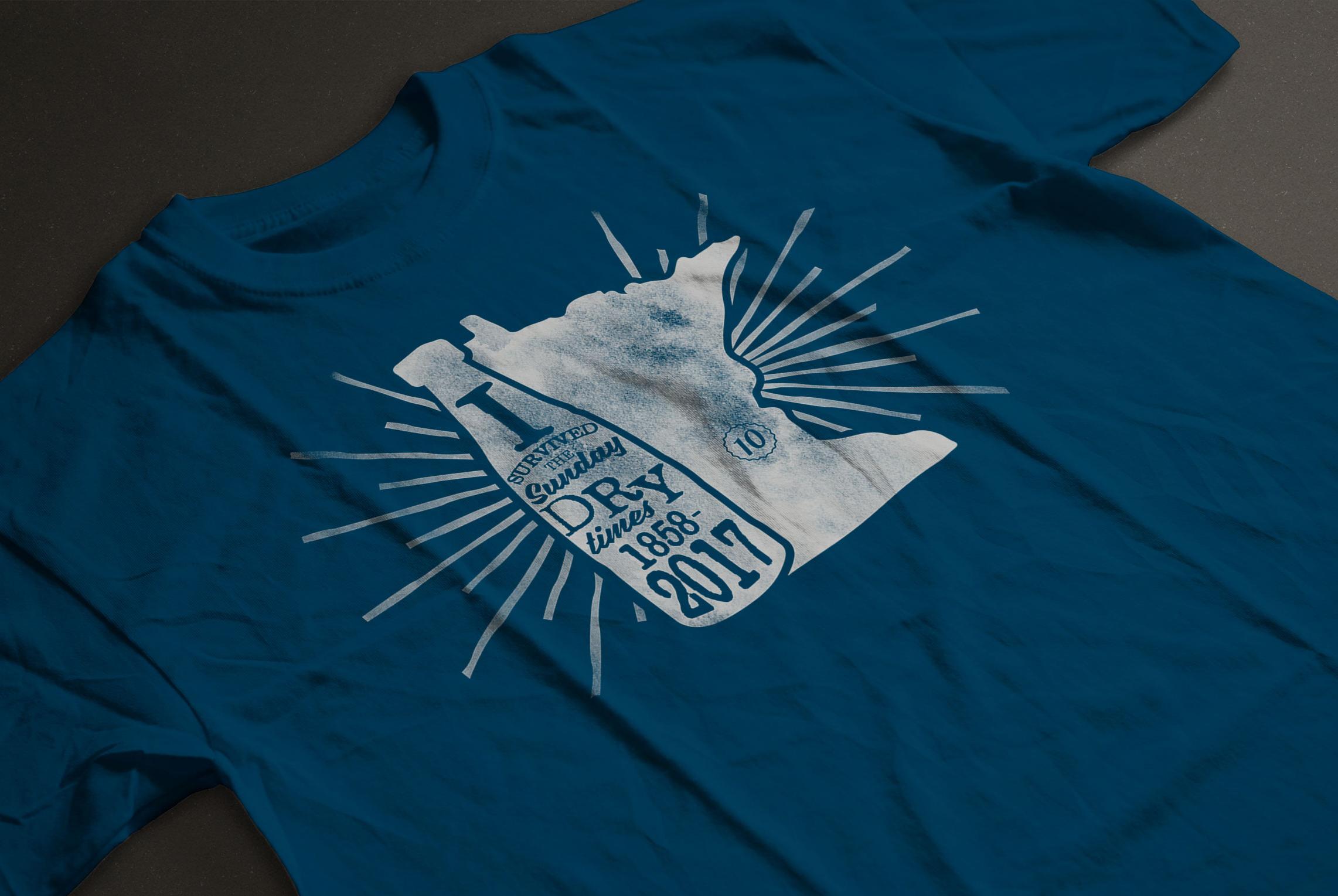Dry Times T-Shirt