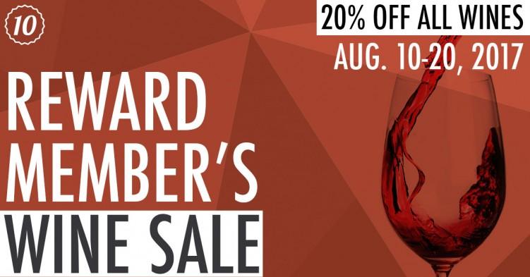 Wine Sale
