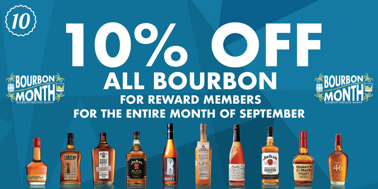 Bourbon Month