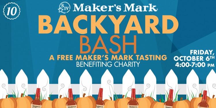 Maker S Mark Backyard Bash St Louis Park Top Ten Liquors