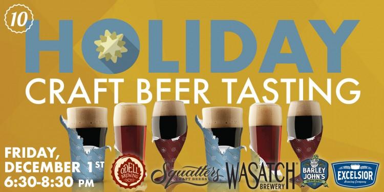 Holiday Craft Beer