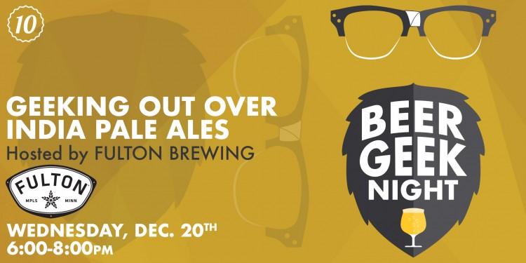Beer Geek Night