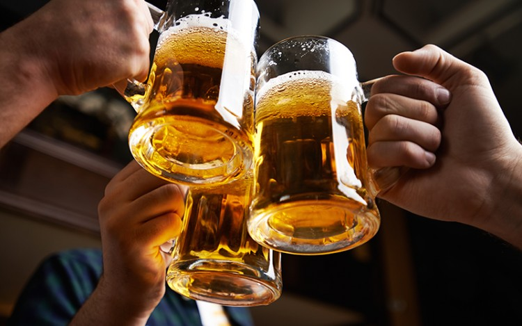 the three beers you should be toasting with instead of champagne