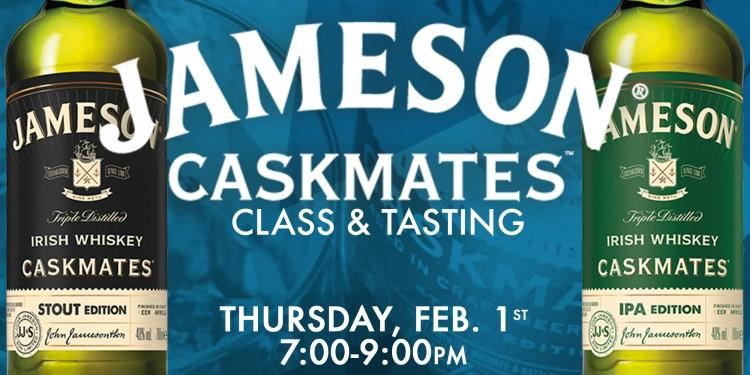 Jameson Caskmate