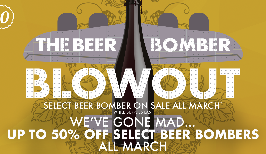Beer Bomber Blowout