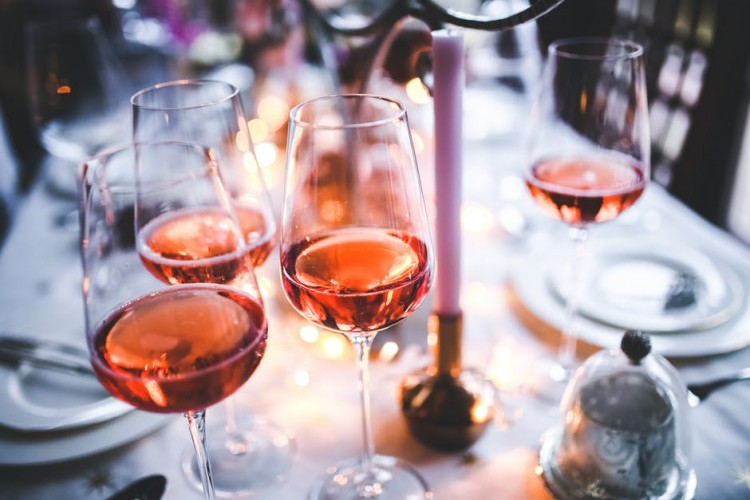 Part 1: Rosés for Spring: The Big Guys