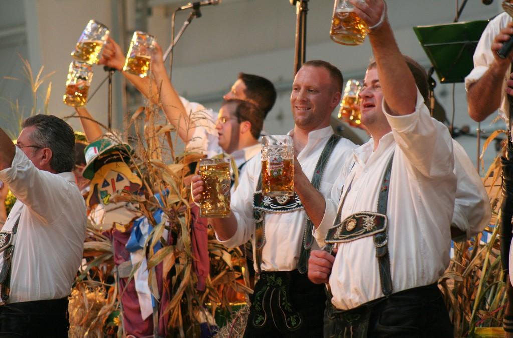 German Beers – History in a Mug