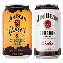 Jim-Beam-Cans
