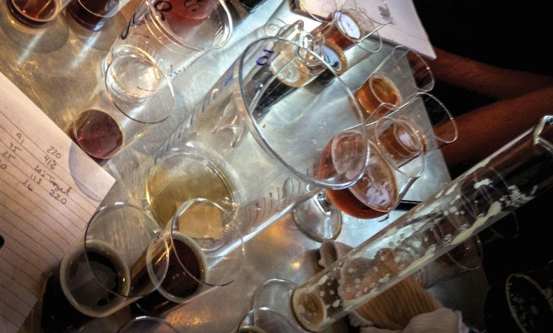 The Art of Blending Bourbon Barrel Aged Beers
