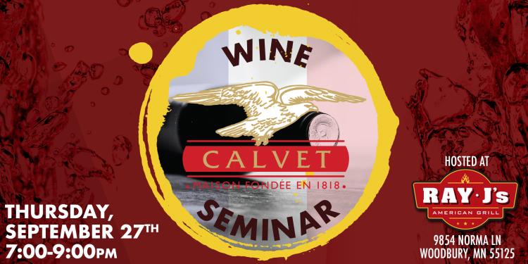 Bordeaux Tasting & Seminar