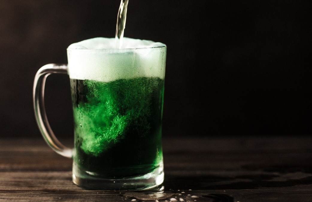 To Green Beer or not to Green Beer