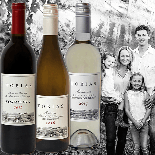 Cultivating the Grape is a Family Tradition
