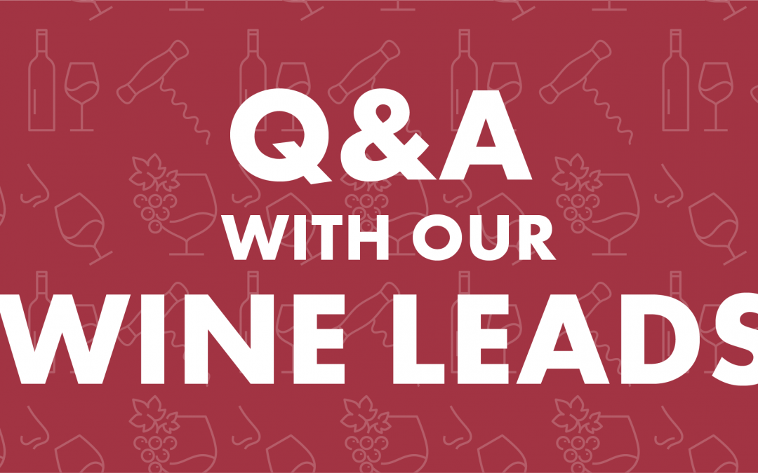 Q&A with Top Ten Liquors Wine Leads