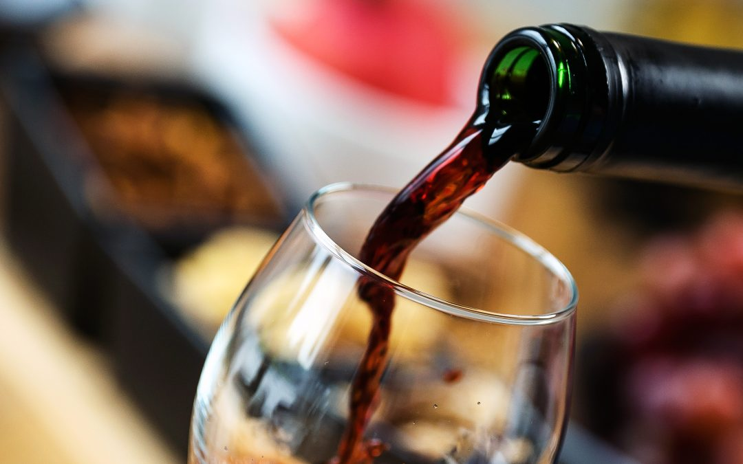 Stock up for Red Wine Day